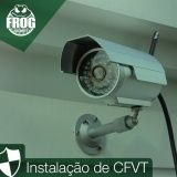 cftv industrial no Bixiga
