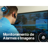 monitoramento de alarmes via internet no Cambuci